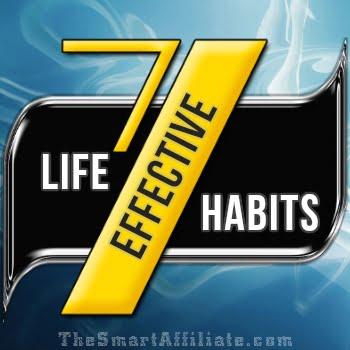 seven effective life habits