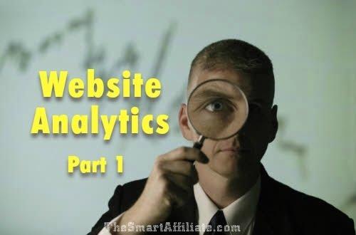 analyzing website traffic data