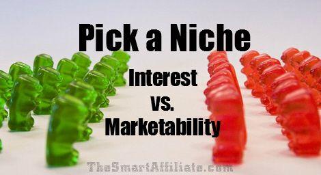 picking a niche market